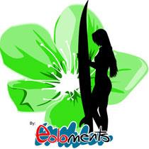 diseño de camisetas eoloments GreenFlower